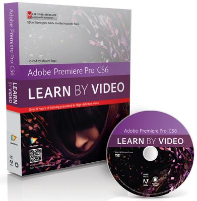 Adobe Premiere Pro Cs6 By Jago, Maxim/ Video2brain (COR)